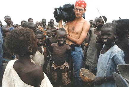 Miguel Gil Moreno en África