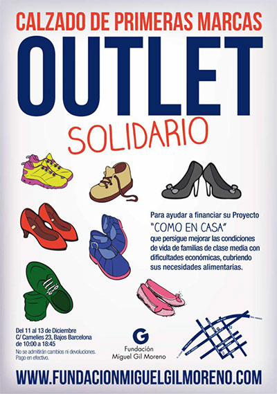 Outlet solidario