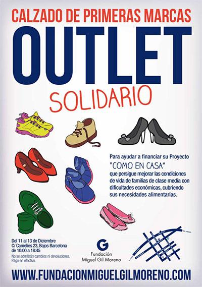 Outlet solidario