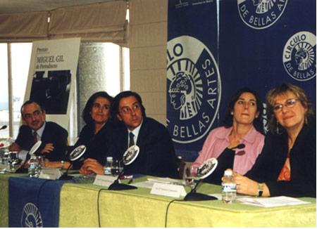I Premio Miguel Gil Moreno