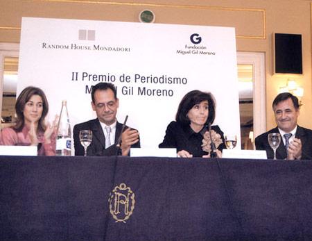 II Premio Miguel Gil Moreno