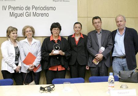 IV Premio Miguel Gil Moreno